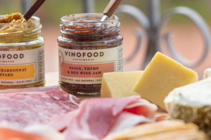 Vinofood handcrafted specialty foods