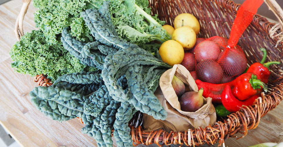 Pick the best fruit and veg