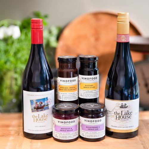 Shiraz Lovers Gourmet Gift Hamper
