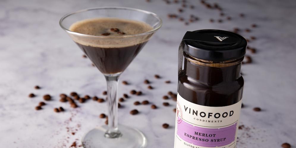 Vinofood Merlot Espresso Martini