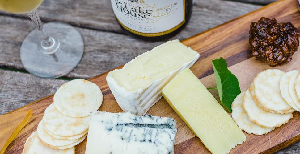 Chardonnay Cheese Pairing